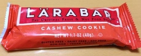 larabar cashewcookie