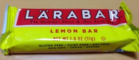 larabar lemon