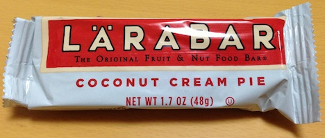 larabar coconut cream pie