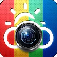 写真撮影時の気温や天気をカッコ良く合成するアプリ「InstaWeather Pro」
