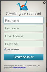 copy create account
