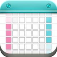 予定が少ない人に「月特化カレンダー Moca」が便利