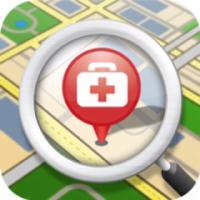 スマホから最寄りの病院を探せる「病院チェッカー」が便利