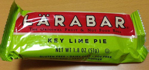 larabar key lime pie