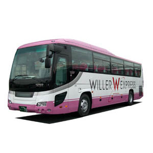 willer travel bus