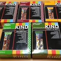 ララバーの次におすすめ「KIND Healthy Snacks」ナッツバー(iHerbライフ)
