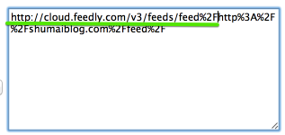 feedly subscriber3