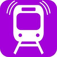 乗り過ごし防止アプリ「駅ぶるっ」