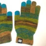 スマホ対応手袋EVOLG(エヴォログ)気に入りました!