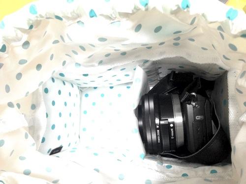 バッグインバッグ ビックカメラオリジナル