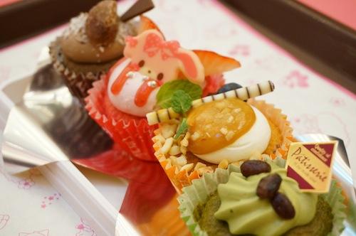 リリーボンボンズ カップケーキ