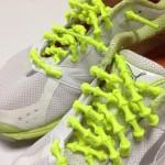 Xtenex(エクステネクス)スポーツジムでいちいち靴ひもを結ばないで済む便利なゴム紐