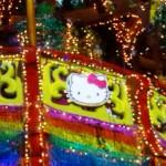 ピューロランドのプロジェクションマッピング「ARIGATO EVERYONE! 光のパーティ」見てきたよ