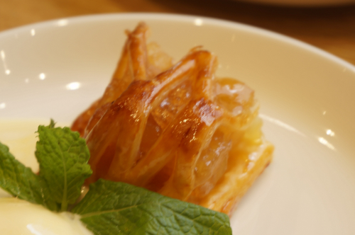 青森りんごのアップルパイ(フェト・デ・ポム〜りんごの宴〜)