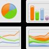 グーグルアナリティクスでここも見ると面白いレポート画面