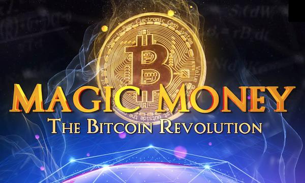マジック マネー ビットコイン革命のドキュメンタリー